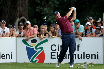 Ernie Els BMW South African Open Championship - Day Two