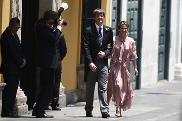Ernst August of Hanover Wedding Of Prince Christian Of Hanover And Alessandra de Osma In Lima
