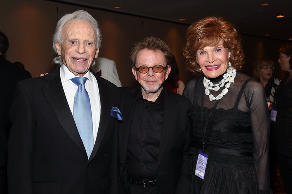 Backstage at the Songwriters Hall of Fame Induction Ceremony