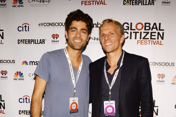 Espen Gullikstad 2014 Global Citizen Festival In Central Park To End Extreme Poverty By 2030 - Backstage
