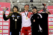 Keiichiro Nagashima and Dmitry Lobkov Photos Photo