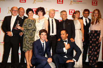 Essie Davis 2012 Logie Awards - Awards Room