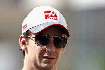 Esteban Gutierrez F1 Grand Prix of Abu Dhabi - Previews
