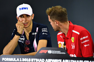 Esteban Ocon F1 Grand Prix Of Abu Dhabi - Previews