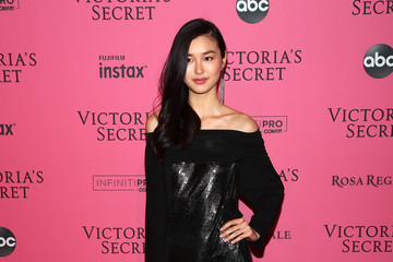 Estelle Chen 2018 Victoria's Secret Fashion Show in New York - After Party Arrivals