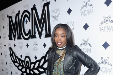 Estelle MCM Rodeo Drive Store Grand Opening Event