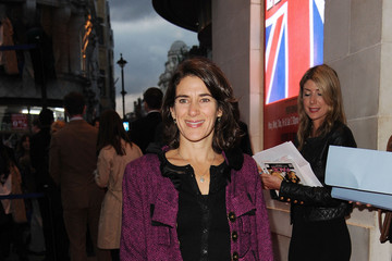 Esther Freud Let It Be - Press Night Arrivals