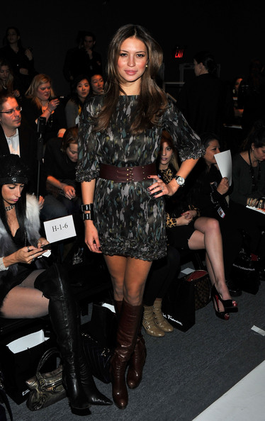 Mercedes Benz West Houston >> Esther Lima Pictures - Toni Francesc - Front Row - Fall 2011 Mercedes-Benz Fashion Week - Zimbio