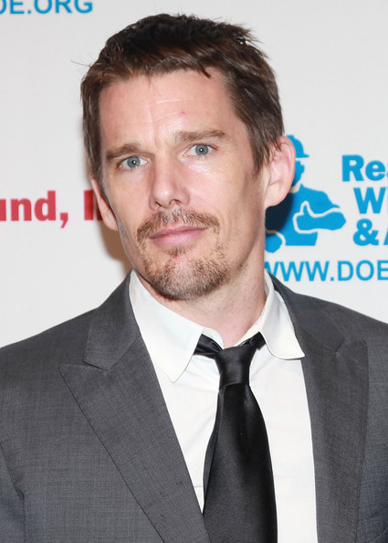 Ethan Hawke Actor Ethan Hawke attends the Doe Fund Annual Fundraising Gala at Cipriani 42nd Street on October 28, 2010 in New York City.
