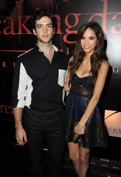 Ethan Peck and kelsey chow