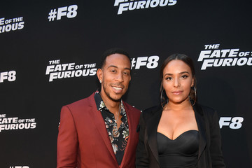Eudoxie Mbouguiengue 'The Fate of the Furious' Atlanta Red Carpet Screening and After Party Hosted by Ludacris