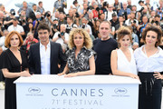 Valeria Golino and Riccardo Scamarcio Photos Photo