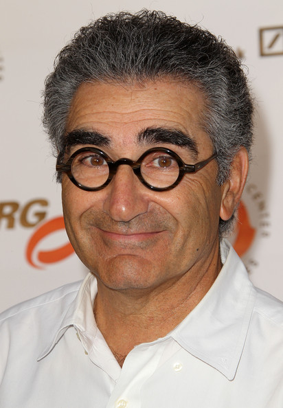 eugene levy eyebrows