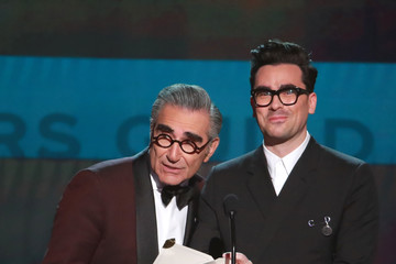 Eugene Levy Dan Levy 26th Annual Screen Actors Guild Awards - Show