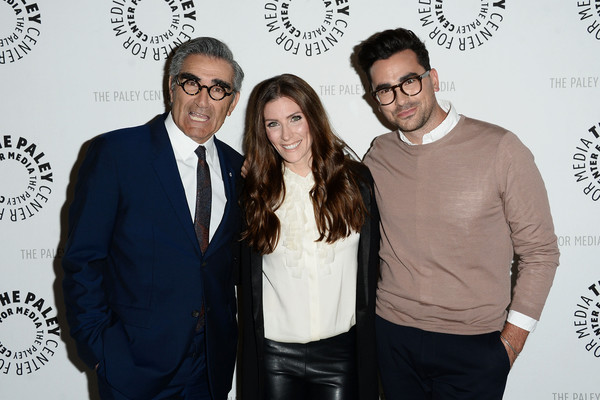 Eugene Levy Sarah Levy 26th American Cinematheque Award Honoring Ben  Stiller - Cocktail Party