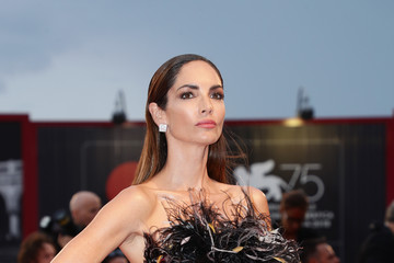 Eugenia Silva 'Suspiria' Red Carpet Arrivals - 75th Venice Film Festival