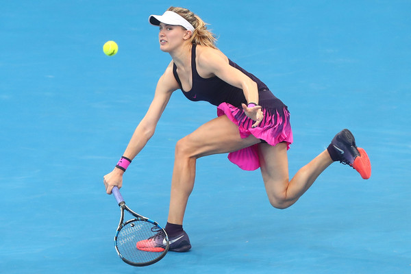 Eugenie Bouchard and Jelena Jankovic out in Miami Open first round