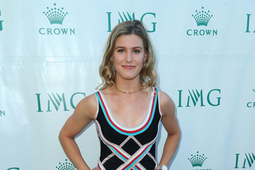 Eugenie Bouchard Australian Open Players Party