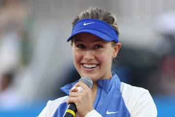 Eugenie Bouchard 2014 Dongfeng Motor Wuhan Open - Day 7