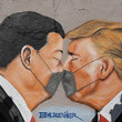 Donald Trump and Xi Jinping Photos