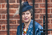 Theresa May Photos Photo