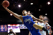 Reuben Te Rangi of the Bullets in action during the round seven NBL match between the Brisbane Bullets and the Illawarra Hawks at Brisbane Convention & Exhibition Centre on November 22, 2018 in Brisbane, Australia.