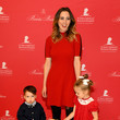 Eva Amurri Martino Brooks Brothers And St Jude Children's Research Hospital Annual Holiday Celebration In New York City
