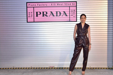 Eva Chen Prada Resort 2020 Fashion Show