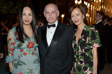 Eva Chow Almine Rech LACMA 2015 Art+Film Gala Honoring James Turrell and Alejandro G Inarritu, Presented by Gucci - Inside