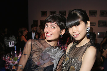 Eva Fontanelli amfAR Milano 2016 - Dinner and Show