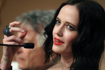 Eva Green 'Based on a True Story' Press Conference - The 70th Annual Cannes Film Festival