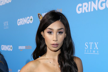 Eva Gutowski Premiere Of Amazon Studios And STX Films' 'Gringo' - Red Carpet