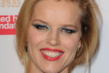 Eva Herzigova The World's First Fabulous Fund Fair In Aid Of The Naked Heart Foundation - Red Carpet Arrivals