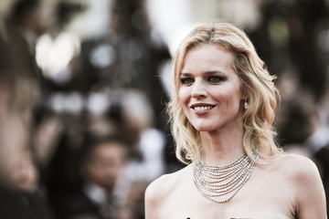 Eva Herzigova Alternative View In Colour - The 71st Annual Cannes Film Festival