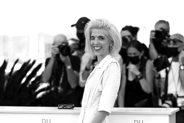 """Eva Husson """"Mothering Sunday"""" Photocall - The 74th Annual Cannes Film Festival"""