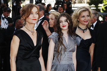 "Eva Ionesco ""The Tree Of Life"" Premiere - 64th Annual Cannes Film Festival"