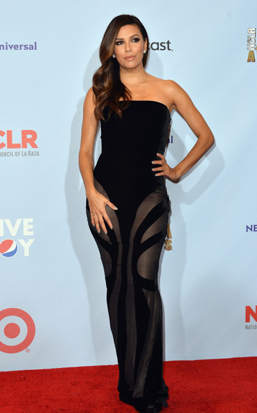 Eva Longoria - 2012 NCLR ALMA Awards - Press Room