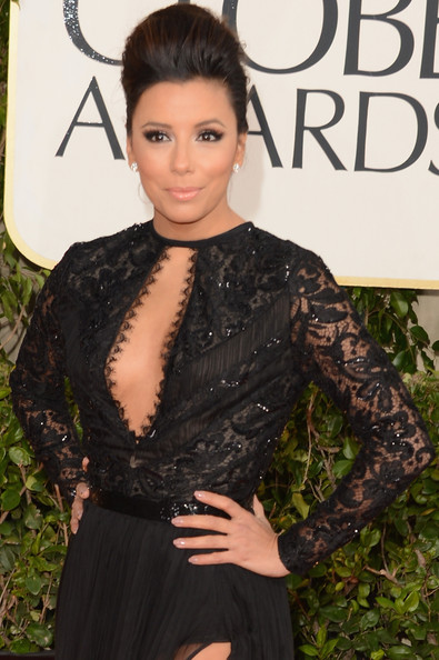 Eva Longoria - 70th Annual Golden Globe Awards - Arrivals
