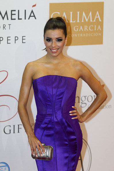 Eva Longoria - Global Gift Gala 2012: Photocall