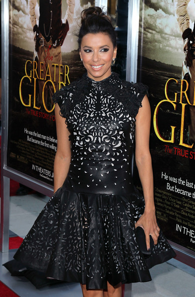 "Eva Longoria - Premiere Of ARC Entertainment's ""For Greater Glory"" - Arrivals"
