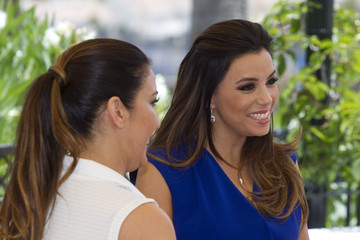 Eva Longoria Global Gift Gala Photocall 2014