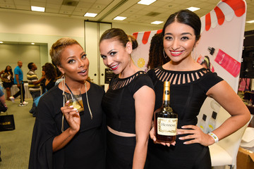 Eva Marcille Official BET Experience Gifting Suite Sponsored by Hennessy