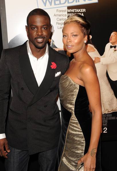 Our Family Wedding.Eva Marcille And Lance Gross Photos Photos Premiere Of Our Family