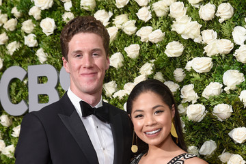 Eva Noblezada 2017 Tony Awards - Red Carpet