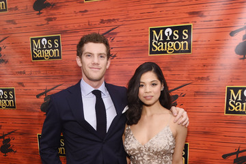 Eva Noblezada 'Miss Saigon' Broadway Opening Night - Arrivals & Curtain Call