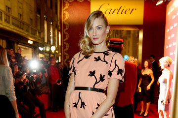 Eva Riccobono Cartier Flagship Store Reopening  - Cocktail Party