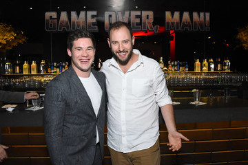 Evan Goldberg Premiere Of Netflix's 'Game Over, Man!' - After Party