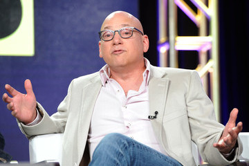 Evan Handler Viacom Winter TCA Panels and Party