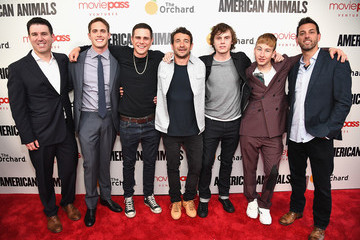 "Evan Peters ""American Animals"" New York Premiere"