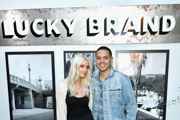 Evan Ross Lucky Brand Presents Lucky Lives on FW 2017 Preview